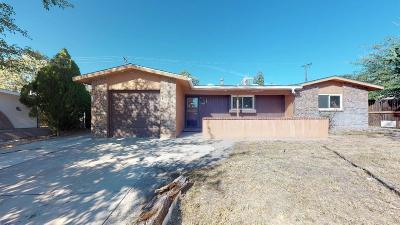 Albuquerque NM Single Family Home For Sale: $114,400