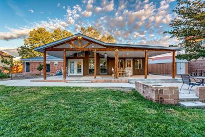 Albuquerque Single Family Home For Sale: 10305 Alegria Court NW