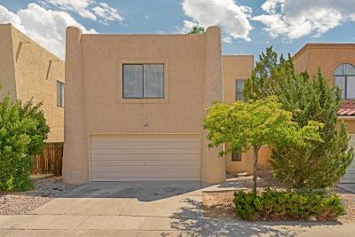 Albuquerque Rental For Rent: 5408 Jasons Way NE