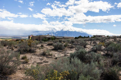 Sandoval County Residential Lots & Land For Sale: 6700 Vatapa Road NE