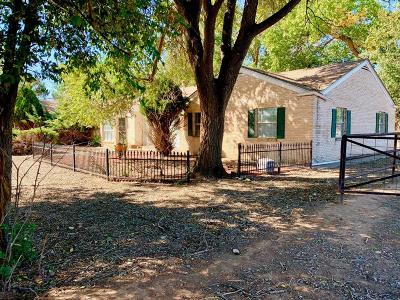 Valencia County Single Family Home For Sale: 6 Corbin Road