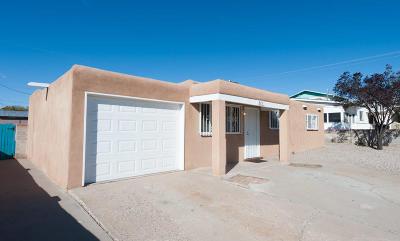 Albuquerque Single Family Home For Sale: 325 Merlida Street SW