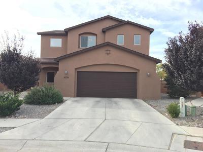Albuquerque Single Family Home For Sale: 6036 Mafraq Avenue NW