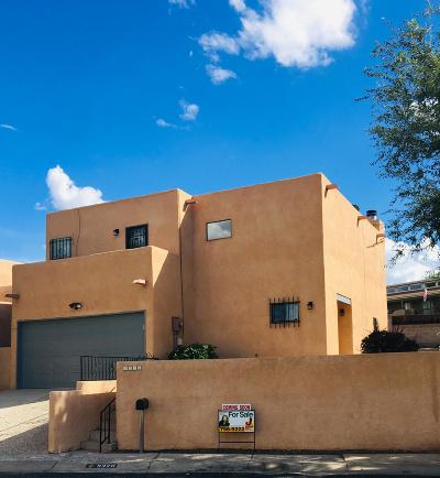 Albuquerque NM Single Family Home For Sale: $194,900