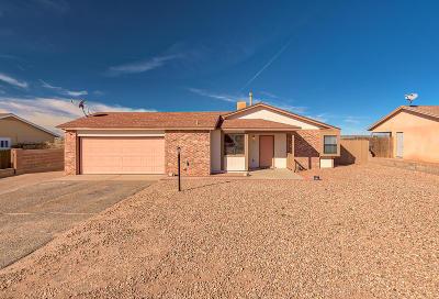 Rio Rancho Single Family Home For Sale: 743 Cherokee Drive SW
