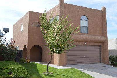 Albuquerque NM Single Family Home For Sale: $199,000