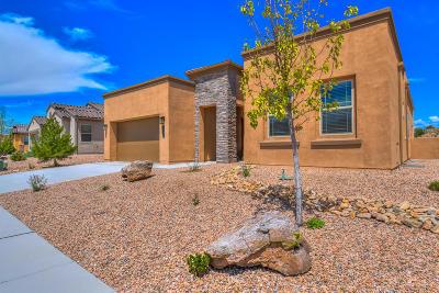 Rio Rancho Single Family Home For Sale: 1831 Truchas Peak Trail NE
