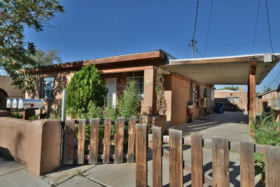 Bernalillo County Multi Family Home For Sale: 325 19th Street