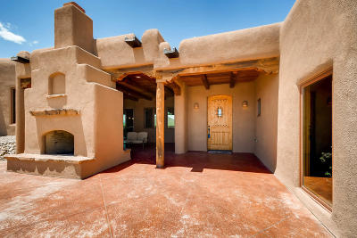 Tijeras, Cedar Crest, Sandia Park, Edgewood, Moriarty, Stanley Single Family Home For Sale: 22 Verbina Road
