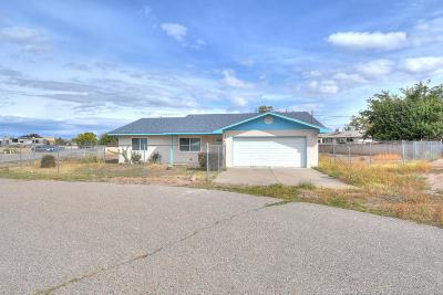 Placitas, Bernalillo Single Family Home For Sale: 542 Avenida Encantada