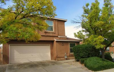 Single Family Home For Sale: 8635 Simi Lane NE