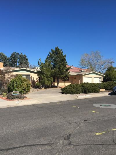 Single Family Home For Sale: 5127 Royene Drive NE