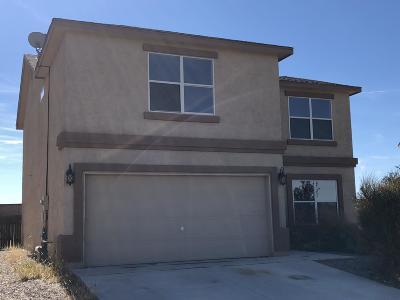Valencia County Single Family Home For Sale: 6 Calle Corto