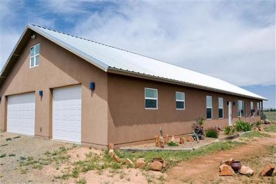Santa Fe County Single Family Home For Sale: 25 Colella Road