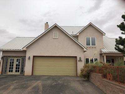 Rio Rancho Single Family Home For Sale: 1920 Saratoga Drive NE