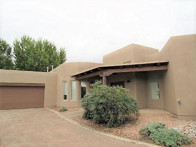 Placitas, Bernalillo Single Family Home For Sale: 810 Paseo De Las Golondrinas