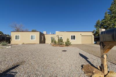 Rio Rancho Single Family Home For Sale: 707 Las Marias Drive SE