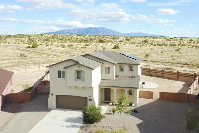 Rio Rancho Single Family Home For Sale: 6845 Mountain Hawk Loop NE