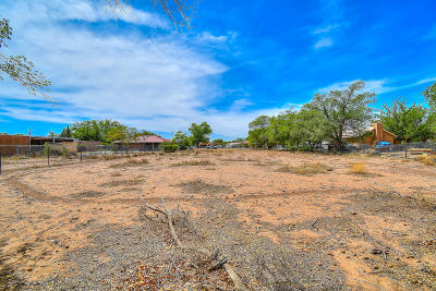 Albuquerque Residential Lots & Land For Sale: Valley Road SW