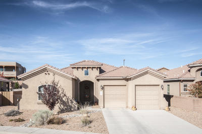 Placitas, Bernalillo Single Family Home For Sale: 935 Palo Alto Court