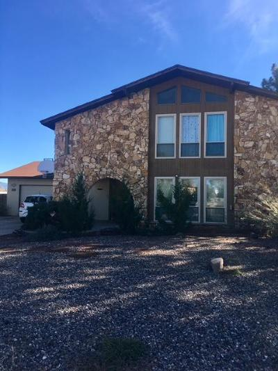 Albuquerque, Rio Rancho Single Family Home For Sale: 3608 Saint Andrews Drive