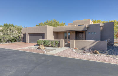 Sandoval County Single Family Home For Sale: 908 Paseo Los Coyotes