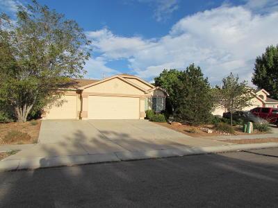Valencia County Single Family Home For Sale: 2721 Rain Sage Avenue