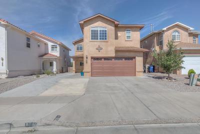 Single Family Home For Sale: 8527 Murrelet Drive NE