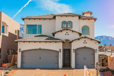 Single Family Home For Sale: 8800 Silver Oak Lane NE