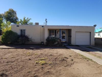 Albuquerque Single Family Home For Sale: 5504 Rosemont Avenue NE