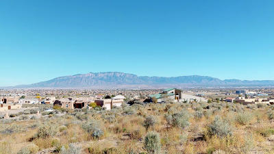 Rio Rancho NM Residential Lots & Land For Sale: $49,000