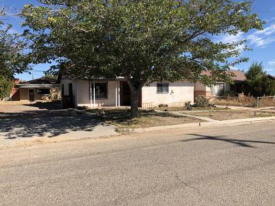 Valencia County Single Family Home For Sale: 1016 Didier Avenue