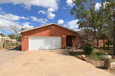 Rio Rancho Single Family Home For Sale: 1808 Golf Course Road SE