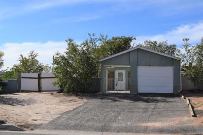 Rio Rancho Single Family Home For Sale: 103 Pearl Drive NE