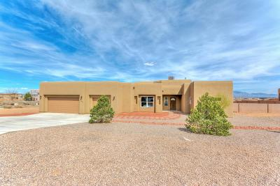 Rio Rancho Single Family Home For Sale: 2302 15th SE