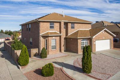 Single Family Home For Sale: 11215 Jordan Avenue NE