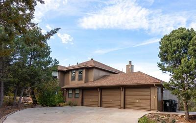 Tijeras Single Family Home For Sale: 6 Equestrian Court
