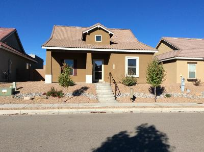 Placitas, Bernalillo Single Family Home For Sale: 715 Palo Duro Drive