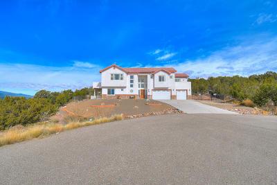 Sandia Park Single Family Home For Sale: 9 Eli Court