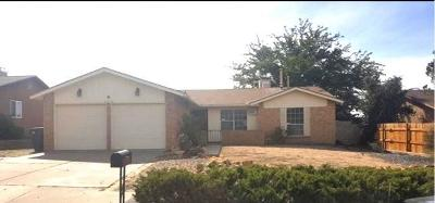 Bernalillo County Single Family Home For Sale: 8016 Ruidoso Road