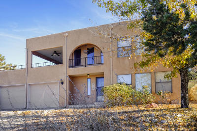 Albuquerque Single Family Home For Sale: 13112 Deer Dancer Trail NE