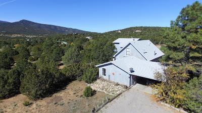 Sandia Park Single Family Home For Sale: 35 Vista Bonita Drive