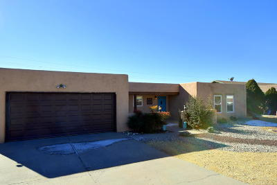 Albuquerque NM Single Family Home For Sale: $280,000