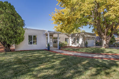 Albuquerque Single Family Home For Sale: 1508 San Carlos Road