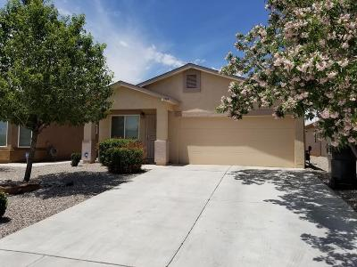 Rio Rancho Single Family Home For Sale: 3749 Ocotillo Drive NE