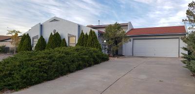 Rio Rancho Single Family Home For Sale: 668 Emerald Drive NE