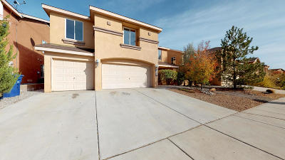 Bernalillo County Single Family Home For Sale: 10444 Calle Perdiz NW