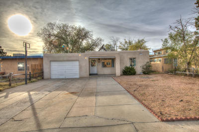 Single Family Home For Sale: 1343 Dartmouth Drive NE