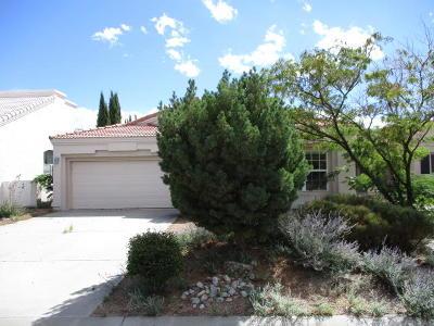 Rio Rancho Single Family Home For Sale: 3217 Calle Suenos