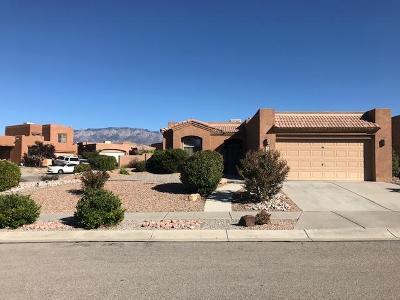 Albuquerque Single Family Home For Sale: 6932 Via Del Cerro Road NE